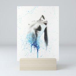 Within Seconds Mini Art Print