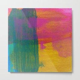 Abstract No. 383 Metal Print
