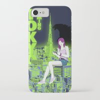 gaming iPhone & iPod Cases featuring Tokyo Gaming by monocefalus