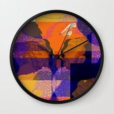 Man Wall Clock