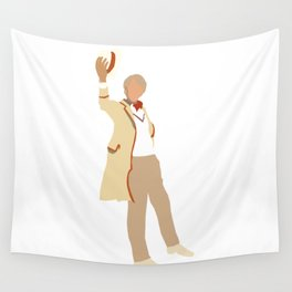 Fifth Doctor: Peter Davison Wall Tapestry