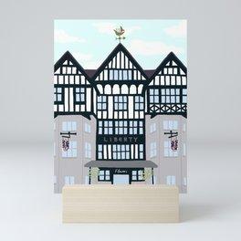 Liberty of London Mini Art Print