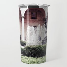 The Courtyard Travel Mug