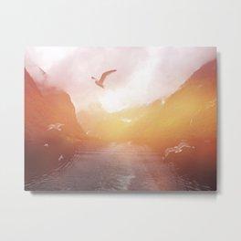 Landscape 04 Metal Print