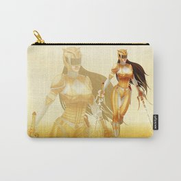 Yellow Ranger Carry-All Pouch