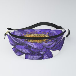 Lily the lotus Fanny Pack
