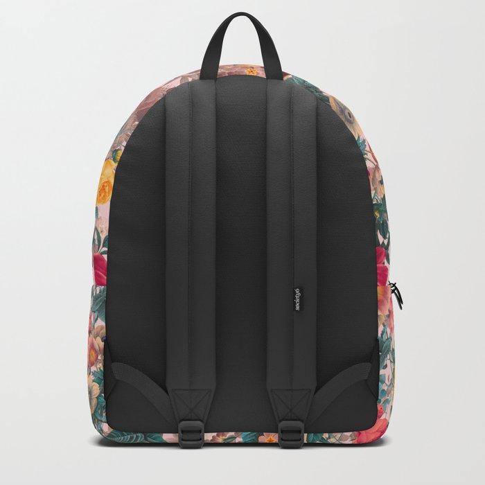 Summer Botanical Garden XI Backpack