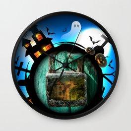 Halloween 5 Wall Clock
