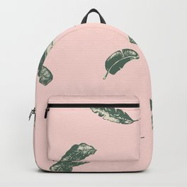 Banana leaf Backpack