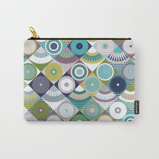 scales and pearls Carry-All Pouch