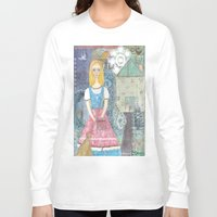 cinderella Long Sleeve T-shirts featuring Cinderella by inara77