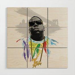 Notorious Wood Wall Art