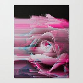 Rosa Rosae Canvas Print