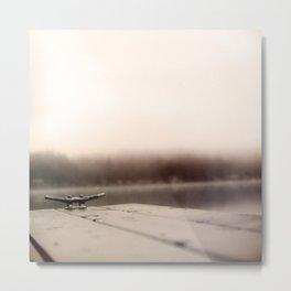 Mason Lake: Cleat Metal Print