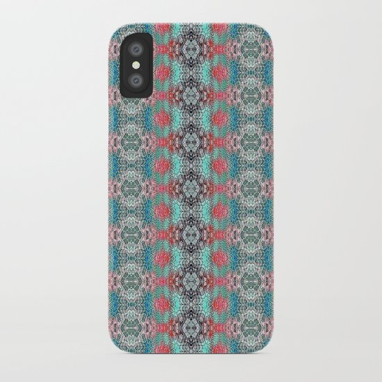 Victorian Lace 4 iPhone Case