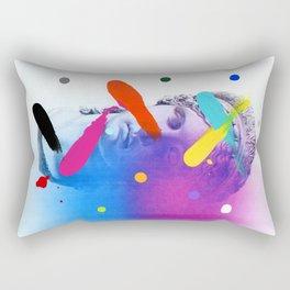 Composition 535 A Rectangular Pillow