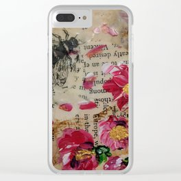 God Save the Queens 2 Clear iPhone Case