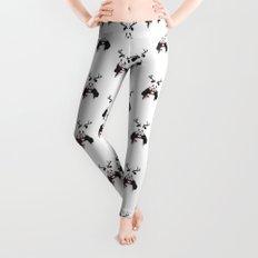 Xmas panda Leggings