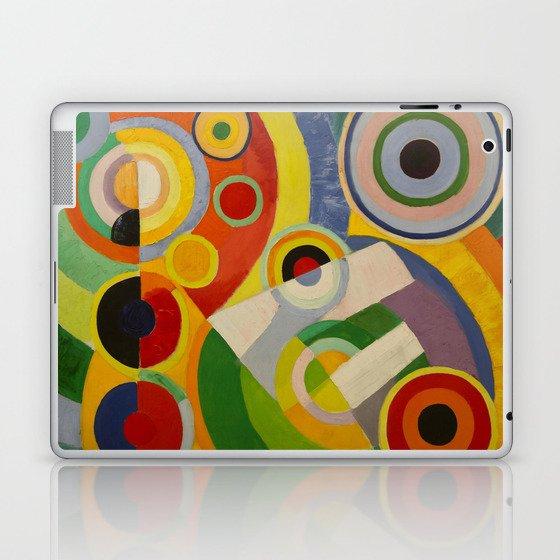 """Robert Delaunay """"Rythme, Joie de vivre"""" Laptop & iPad Skin"""