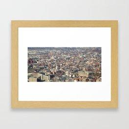 Rhine Framed Art Print