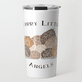 Tribbles - Furry Little Angels Travel Mug