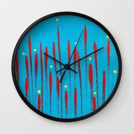 Luminaries Wall Clock