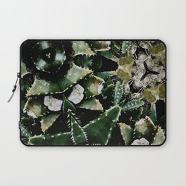 Succulents on Show No 1 Laptop Sleeve