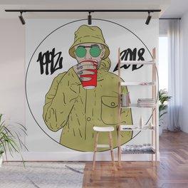 Mac Miller R.I.P 1992 - 2018 Wall Mural