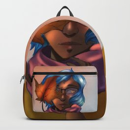 Maple Leaf Backpack