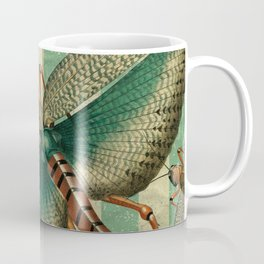 5 Grasshoppers Coffee Mug
