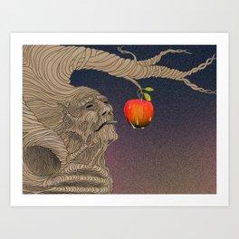 Tantalus Art Print
