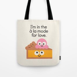 A Relationship Built On Crust Tote Bag
