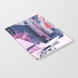 Lovers in Japan Notebook