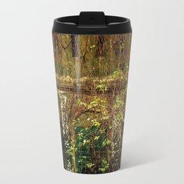 Nature finds the way inside... Travel Mug