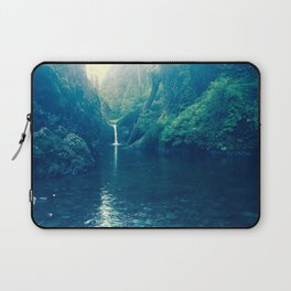 The Waterfalls Laptop Sleeve