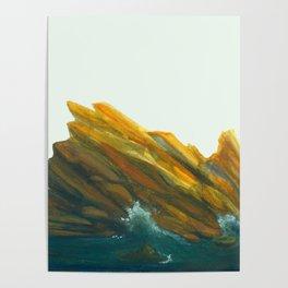 Spanish Seas Poster
