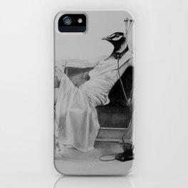 Femme Fatale iPhone Case