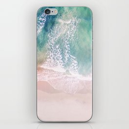 Paradise Beach iPhone Skin