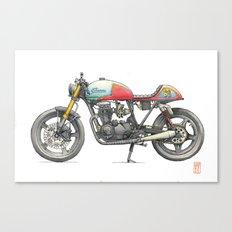 Honda Canvas Print