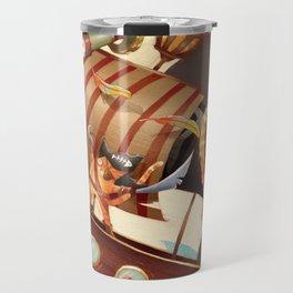 MEOWRRRRRRH!!! Travel Mug