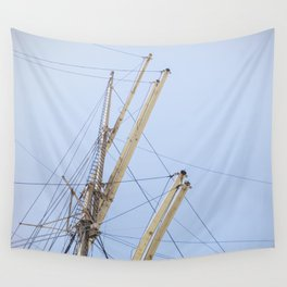 Sail On Wall Tapestry