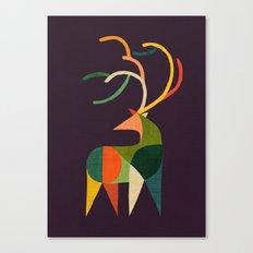 Antler Canvas Print