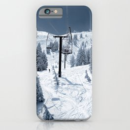 Mammoth Mountain: Chair 12 iPhone Case