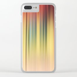 """""""Patterns 020"""" Surreal Art by Murray Bolesta Clear iPhone Case"""