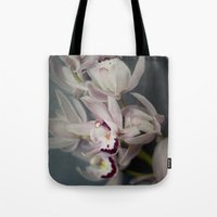 orchid Tote Bags featuring Orchid by Pure Nature Photos