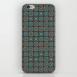 Pattern blue azul 6 iPhone Skin