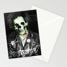 SidZOMBIE Stationery Cards