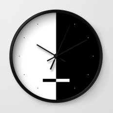 THE JUSTICE Wall Clock