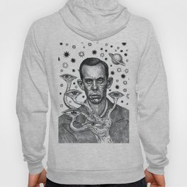 Dorf The Intergalactic Inquisitor from Planet X Hoody