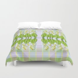 Up on your toes Duvet Cover